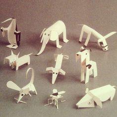 """Résultat de recherche d'images pour """"paper animals"""""""