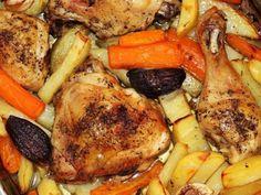 Most igazán jól lakhatsz! Pot Roast, Tandoori Chicken, Hot Dogs, Turkey, Bacon, Lunch, Snacks, Meat, Dinner