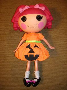 Lalaloopsy Doll Clothes for 12 doll Just by nanashousecreations, $12.00