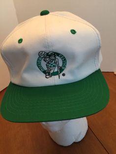 Childs Boston Celtics NBA Hat Baseball Cap Size 3 - 8 years Snapback e6b12440856c