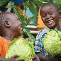 World Vision Catalog of Gifts Our Kids Could Save Up to Give for Christmas ... Seeds for 1 Family $17