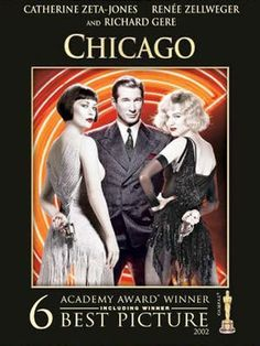 The 25 best movie musicals of all time - 'Chicago'