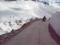 MotorBike trip to leh ladakh Tour Road to Heaven (Awesome Video of Mount...