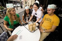 Cafe Du Monde in the French Market District
