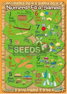 Purchase Samoan Educational Resources :: Seeds