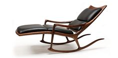 Sam Maloof Woodworking Chair 2009