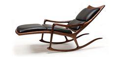 Sam Maloof Woodworking Chair 2009