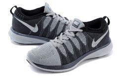 best sneakers 4e471 a5e74 NIKE FLYKNIT LUNAR 2 WOLD GREY DARK 620465 010  150