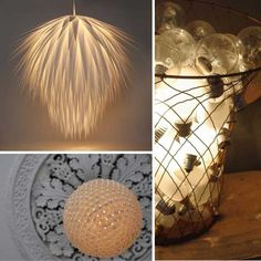 25 DIY lamp ideas!