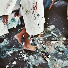 Sacred Footprints : Photo
