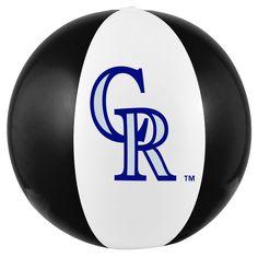 "Colorado Rockies 16"" Beach Ball - $5.99"