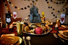 Game of Thrones Party: A Tourney of Crafts – Vix Venture Design