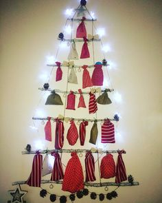Christmas activites tree