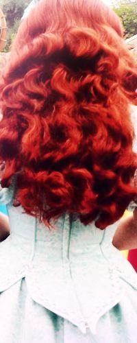 CURLS/WAVES:Fantasy hair?