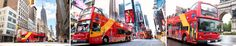 Save $50 on Hop on Hop off New York Bus Tours