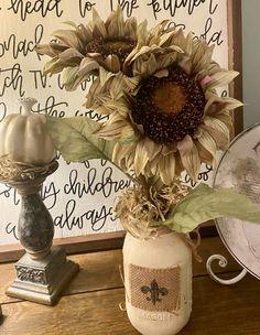 One Rose, Rose Decor, Wreaths, Fall, Autumn, Door Wreaths, Deco Mesh Wreaths, Floral Arrangements, Garlands