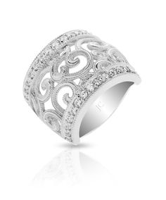 Make a statement with the Tamina Ring by Jenna Clifford www.jennaclifford.com