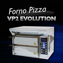 Forno Pizza VP2 Evolution