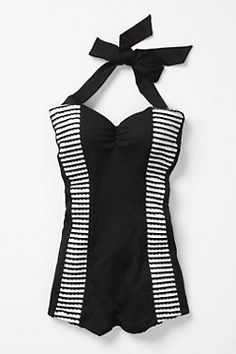 Cannes Maillot Swimsuit from Anthropologie