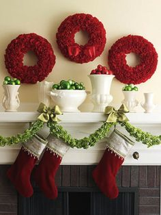 20 Most Creative Christmas Decor Wreaths (11)