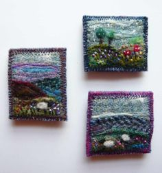 what to do with Harris tweed scraps - Google Search
