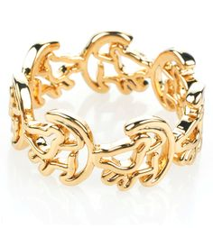 £21.99 - Gold Plated Simba Outline Lion King Ring From Disney Couture : TruffleShuffle.com
