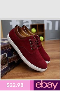 f85d031857 Men s Fashion Breathable Sport Casual Canvas Sneakers Running Shoes  Athletic New. Gilmarcontaplay · Tênis