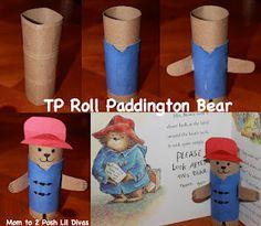 paddington bear craft