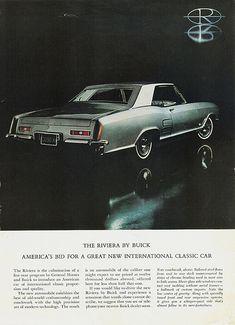 1963 Buick Riviera #1