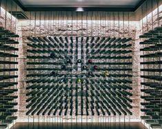 Top 80 Best Wine Cellar Ideas - Vino Room Designs Glass Wine Cellar, Home Wine Cellars, Wine Cellar Design, Home Bar Areas, Wine Tasting Room, Wine Storage, My House, Cellar Ideas, Wine Pairings