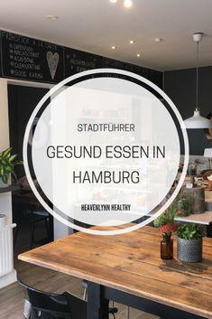 Gesund Essen in Hamburg - Restaurants, Cafés und Delis