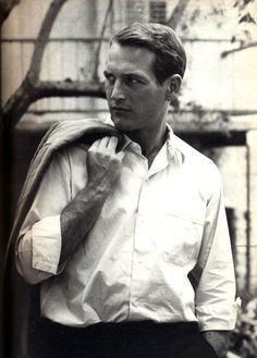 Paul Newman. The most beautiful man that has ever walked Earth. Ever.