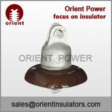 cap and pin type suspension insulators-Orient Power