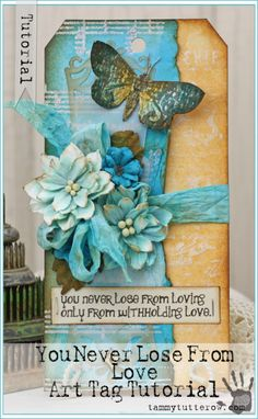 Tammy Tutterow | You Never Lose From Loving