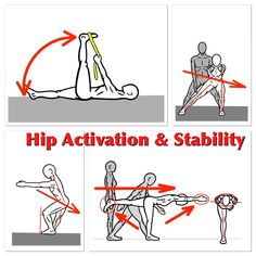 Running today? Or doing any legs? These 3 PreHab exercises will help Activate and Stabilize your hips before you really get moving! 1) Leg Lowering 2) Lateral Lunge 3) Airplane Lunge Do 2-3 sets of 5-10 reps in your PreHab today. Follow PreHab Exercises on Facebook or visit www.prehabexercises.com #prehab #hipstabilty #activationexercises #preparetoperform