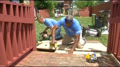 Channel 4 partners with Rebuilding Together for home repair project