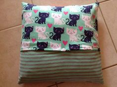 Alara Kuschelkissen Patchwork pillow by KerMelis Bezug Kissen