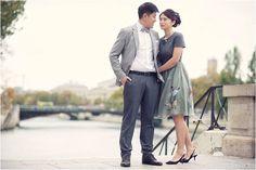 wedding portrait session Paris | Image by WeddingLight Photography