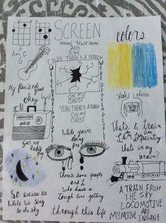Screen art clique |-/ made by @Marylandgirl11 Emo Bands, Music Bands, Twenty One Pilots Songs, Top Lyrics, Tyler And Josh, Fanart, Animal Sketches, Journal Inspiration, The Twenties