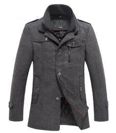 Men's Winter Warm Soft Wool Blend Pea Coats Slim Fit SQL-1108 (XL (US Medium), Dark Grey) Mr. WantDo,http://www.amazon.com/dp/B00FQH5T2G/ref=cm_sw_r_pi_dp_IGbMsb09PE6TDJE6
