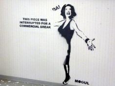 MOGUL - I Support Street ArtI Support Street Art