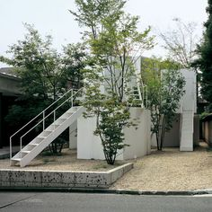 Sou Fujimoto, house before house , Tokyo, +El Croquis ] Tropical Architecture, Interior Architecture, Sou Fujimoto, Coworking Space, Built Environment, Art Education, Villa, Stairs, House Tokyo