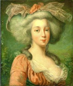 royaltyandpomp:  THE QUEEN  H.M. Queen Marie Antoinette of France and Navarre, née Archduchess of Austria (1755-1793)