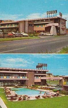 The Continental-Denver Hotel - Denver, Colorado