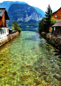 Hallstatt, austria cool places to go. in 2019 красивые места, австрия, живо Places Around The World, The Places Youll Go, Places To See, Wonderful Places, Beautiful Places, Places To Travel, Travel Destinations, Holiday Destinations, Hallstatt