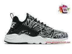 Nike Wmns Air Huarache Run Ultra Blanc 36 12 pas cher