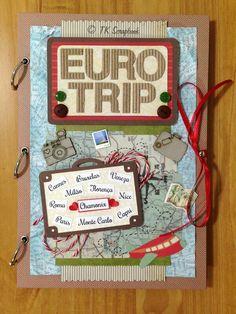 Diario de viagem