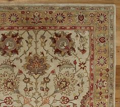 Brant Persian-style rug from Pottery Barn (9x12'), $899
