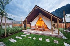 GlamPro - Glamping projects and marketing