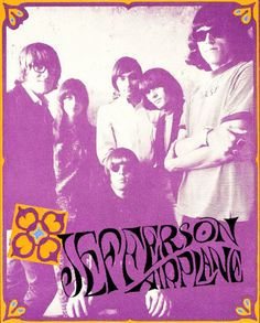 Jefferson Airplane #psychedelic #music #vintage